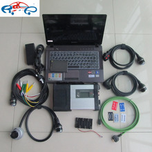 2016 super mb star c5 with wireless function work for mb trucks and cars with 2016.05v sd c5 software ssd in z475 new laptop(China (Mainland))
