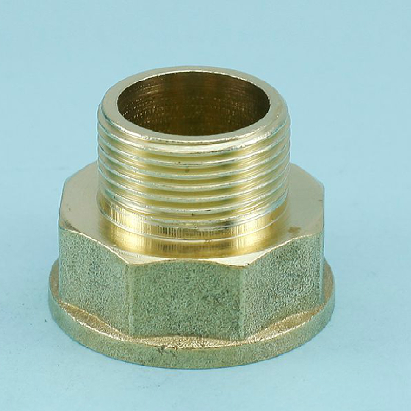 Brass 3/4 Inch Female to 1/2 Inch Male Adapter Fitting Hom Garden Hose