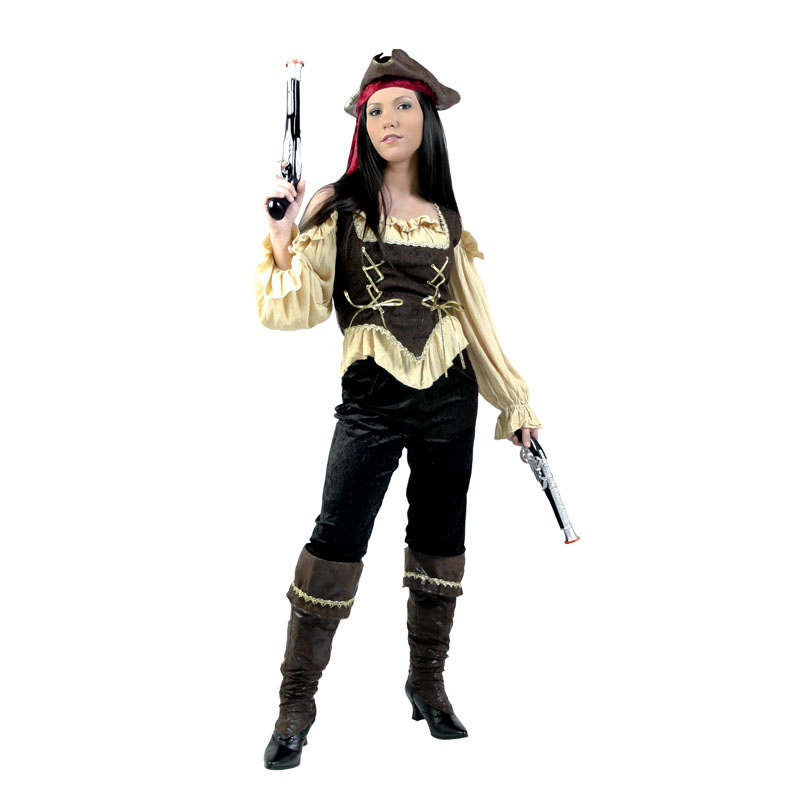 Bayi hot Female pirate costume Halloween Costume Adult Children cosplay costume for carnival party top quality WTT(China (Mainland))