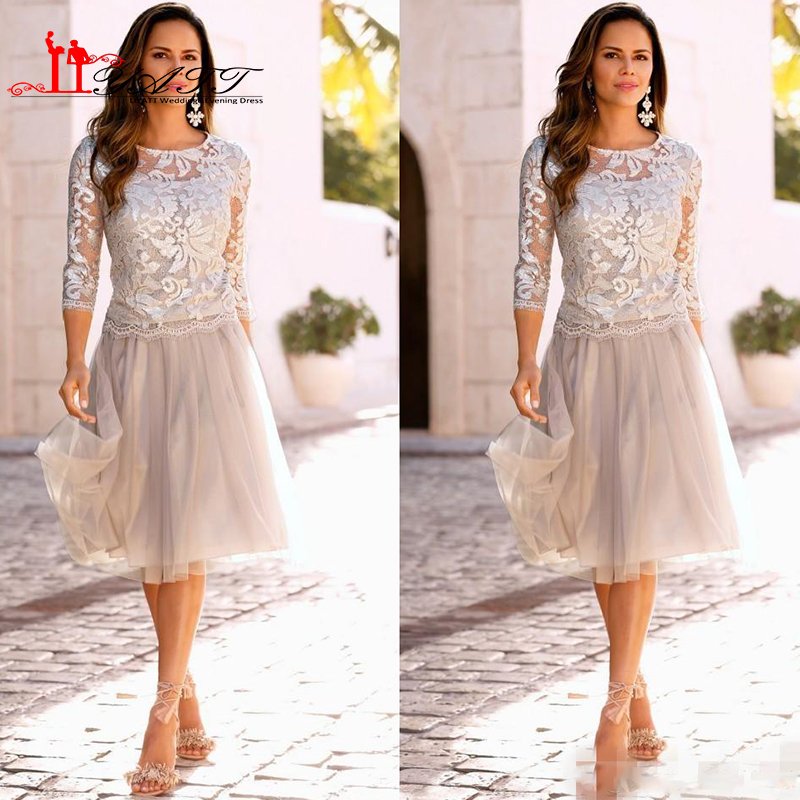 Платье мамы невесты 2017