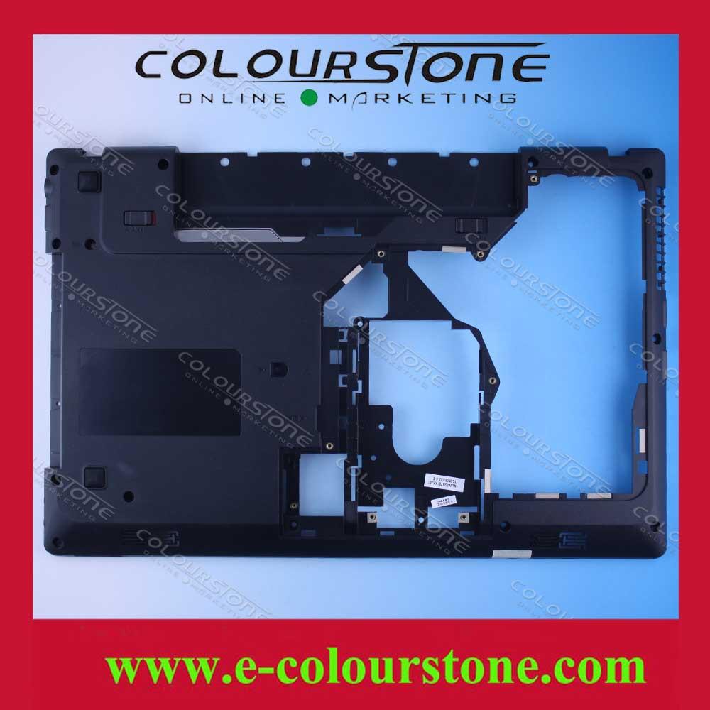 Original nuevo D / cubierta inferior case para G570 Lenovo G575 cubierta de la Base D sin HDMI