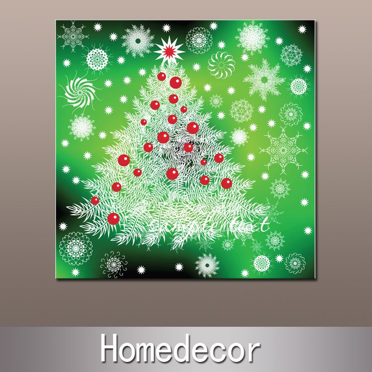 Popular christmas tree canvas buy cheap christmas tree canvas lots from china christmas tree - Creative modern christmas tree designs for christmas celebration ...