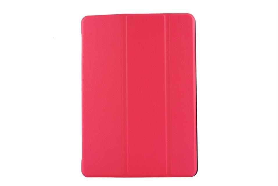 iPad Air 2 smart folio stand triangle Karst Skin Flip PU Leather Case 6 Tablet case Protective Shell - Best Phone/Tablet accessories store