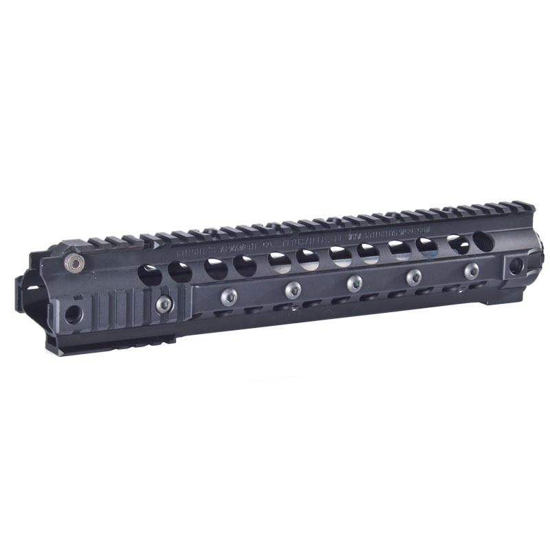 KAC URX3 5.56 13 1/2 2-piece Tactical Rail Handguard Picatinny/weaver with Built-in Back-up SightBlack<br><br>Aliexpress