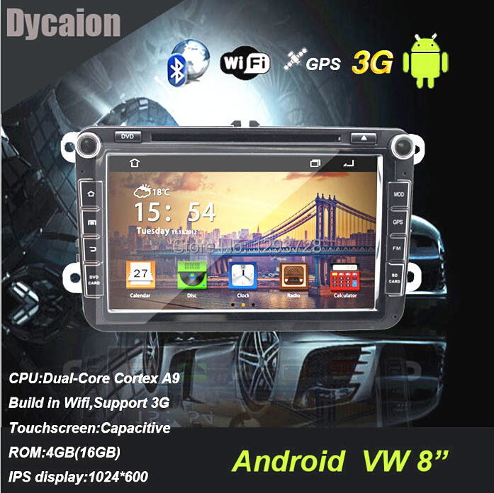 Android Car dvd player VW gps/HD Touch screen car dvd vw gps/Volkswagen golf car dvd player gps(China (Mainland))