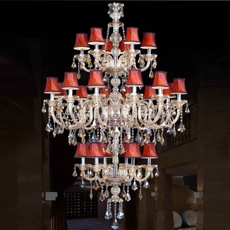 achetez en gros lustre en cristal abat jour en ligne des grossistes lustre en cristal abat. Black Bedroom Furniture Sets. Home Design Ideas