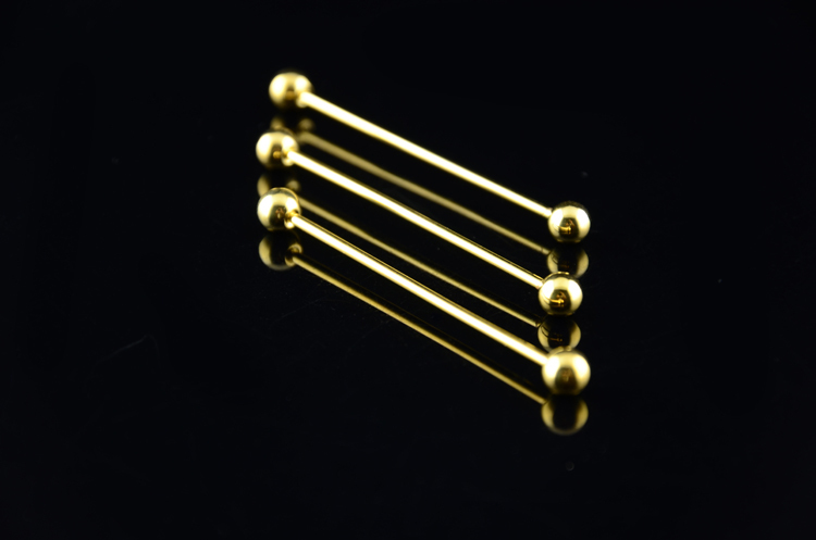 Man Simple Tie Clip New Men's jewelry French shirt round leader pin tie collar bar clip for Men's gift Round head N157173(China (Mainland))