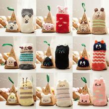 2015 New Cute Cartoon Baby Socks Children Antiskid socks Autumn Winter Infant Gift Socks #258ssy(China (Mainland))