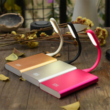 100% Tested New Mini Soft Flexible USB Led Light Table Lamp Gadgets For Power bank PC laptop notebook Android phone OTG cable
