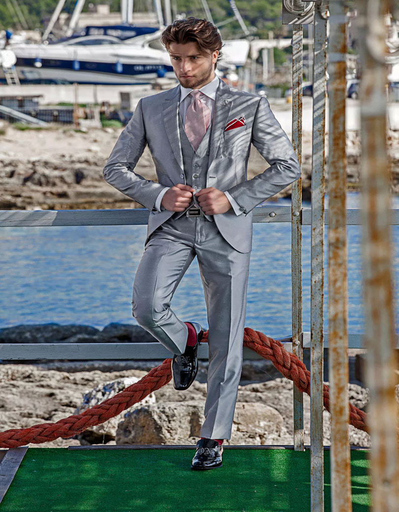 Groom Tuxedos Groomsman Suit Orange Cotton Tuxedo With Matched Double-breasted Vest Summer Suit For Man(Jacket+Pants+Vest)  Одежда и ак�е��уары<br><br><br>Aliexpress