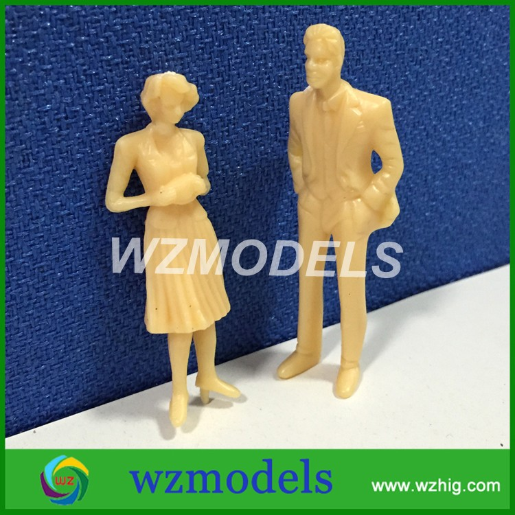 1:25 scale Skin color figures for architectur model and building materials<br><br>Aliexpress