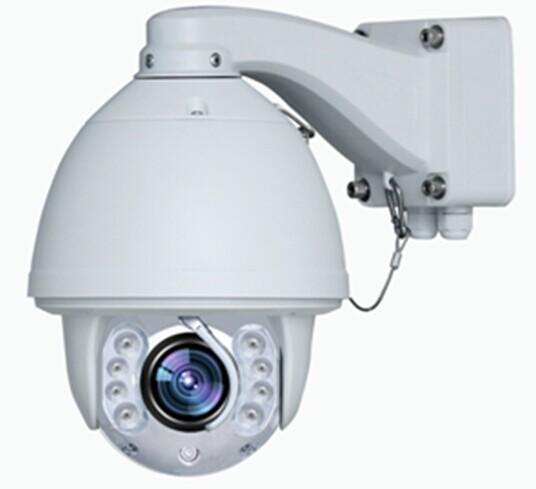 Full-HD 1080P 20X Zoom high speed dome camera 2 megpiexl IR 150m PTZ IP Camera H.264 security CCTV ip camera(China (Mainland))