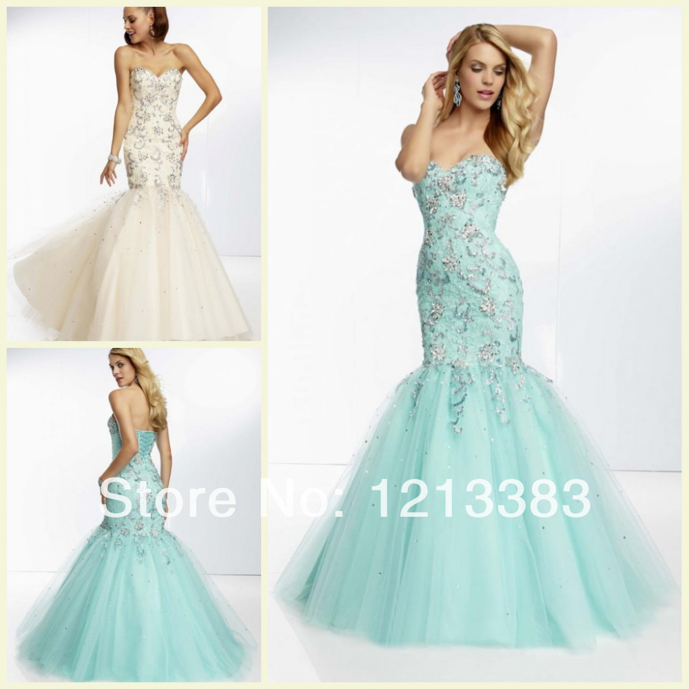Collection Short Mermaid Prom Dresses Pictures - Cerene
