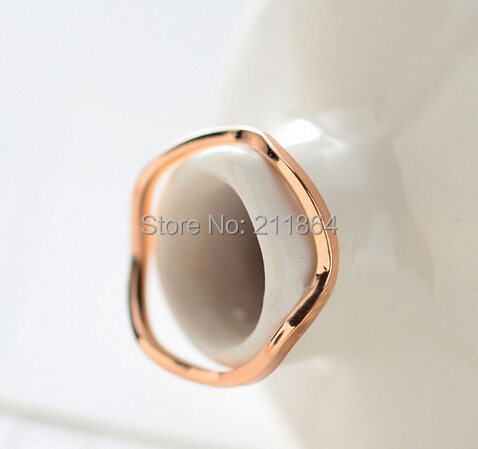 G004 Hot Fashion Simple and Elegant Couple On the Ring Tail Pinky Finger Rings Joint Cheap Jewelry Accessories Wholesale(China (Mainland))