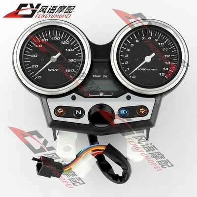 For honda CB400 VTEC 99-01 Speedometer Tachometer speedo clock instrument assembly motorcycle gauge accessories(China (Mainland))