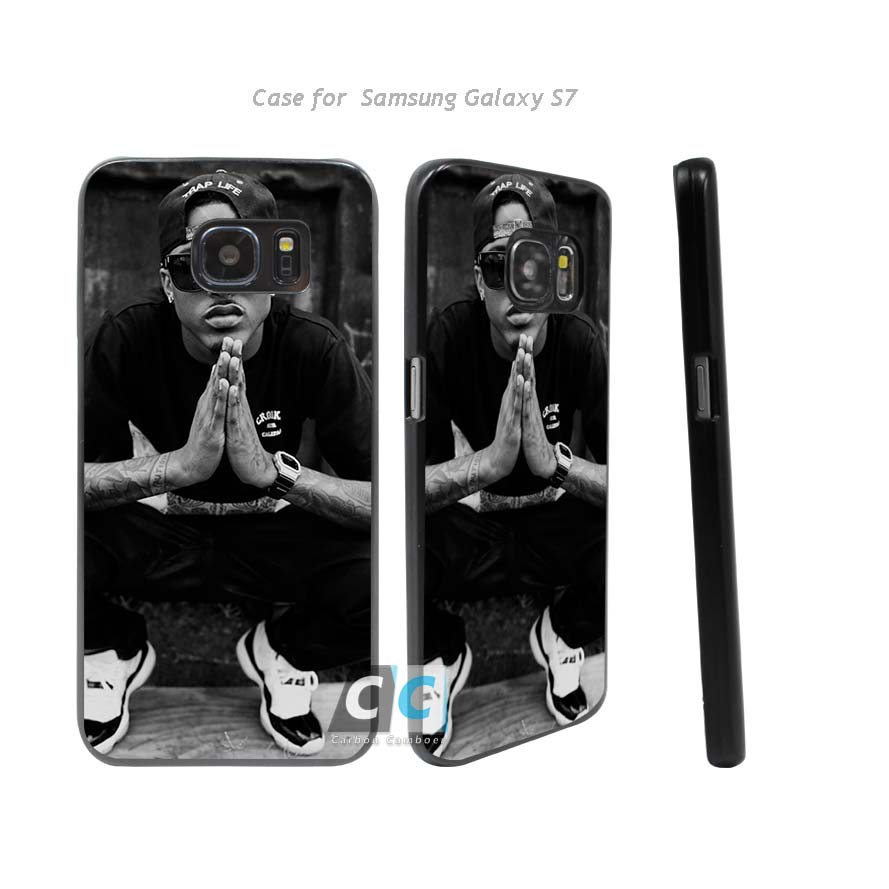 August Alsina Hard Black Case Cover for Samsung Galaxy s3 s4 s5 mini s6 s7 edge plus +(China (Mainland))