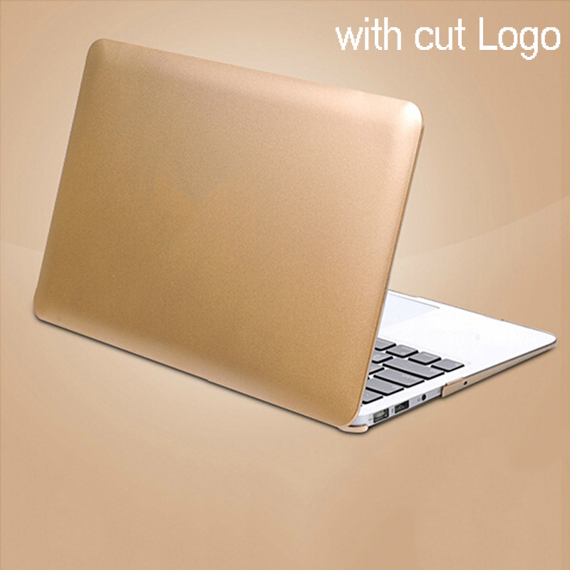 Notebook Sleeve Laptop Case Frosted Matte Gold Champagne Pro 13 15 Air 11 13 Retina 13 15 Protective Shell For Macbook Cases<br><br>Aliexpress