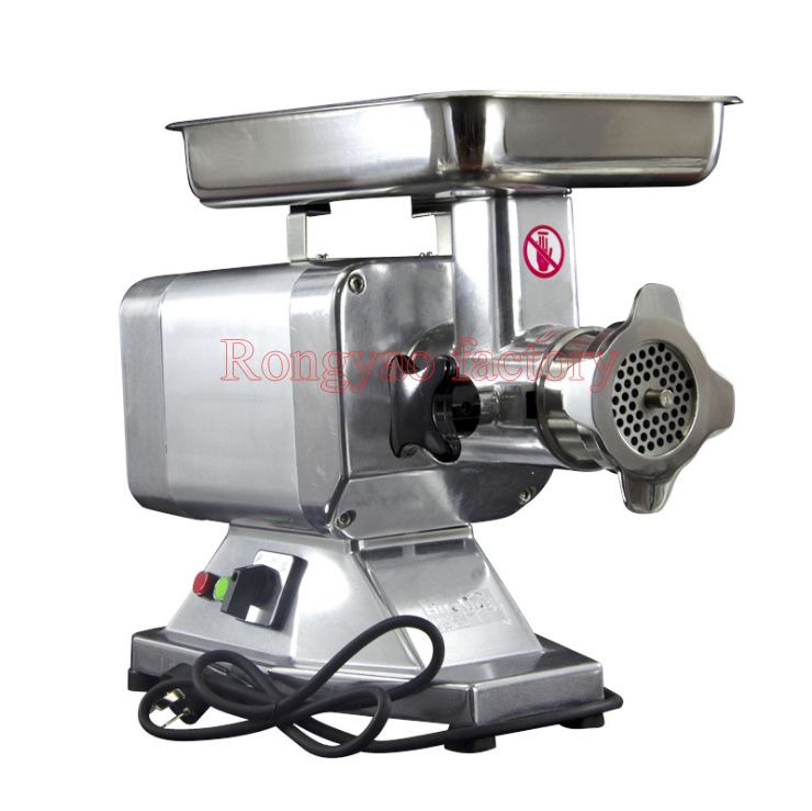 manual or electric meat grinder