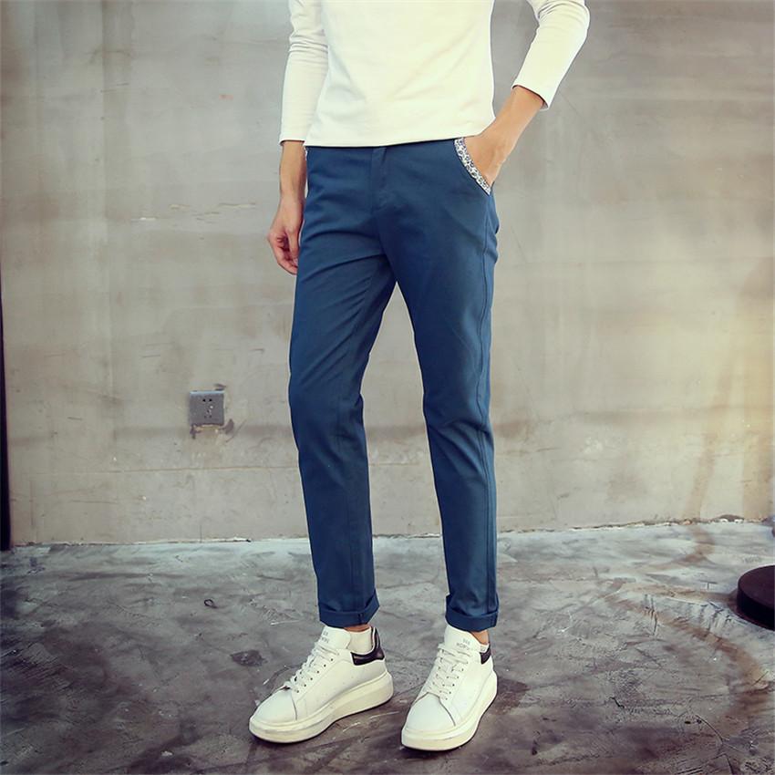2015 New Arrival Fashion Casual Slim Men Pants  Sports Track Jogging Pants Men Joggers Cotton Sweat Pants MenОдежда и ак�е��уары<br><br><br>Aliexpress