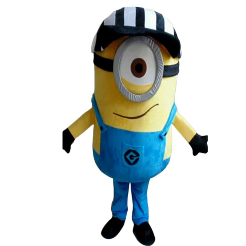 Hot sale! Despicable Me 2 Mascot Costume Despicable me ...