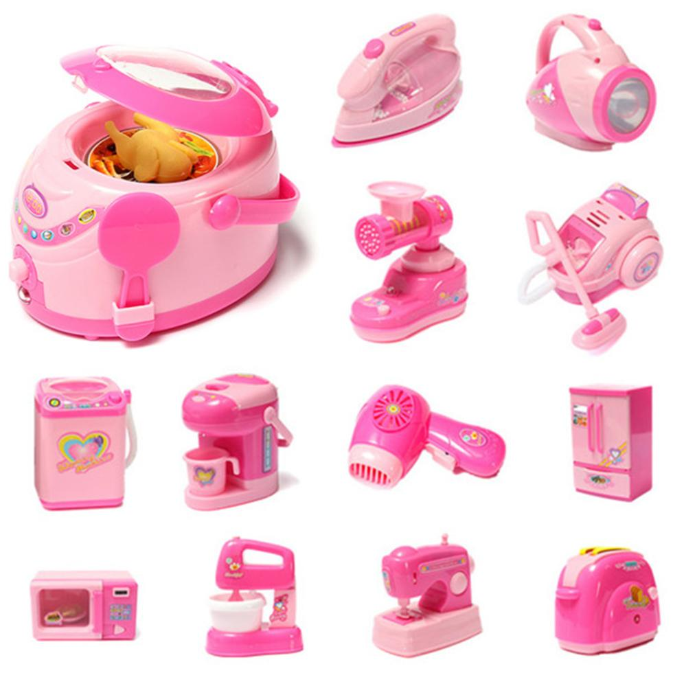 Baby Kids Cute Developmental Educational Pretend Play Toys Home Appliances Toys New (China (Mainland))