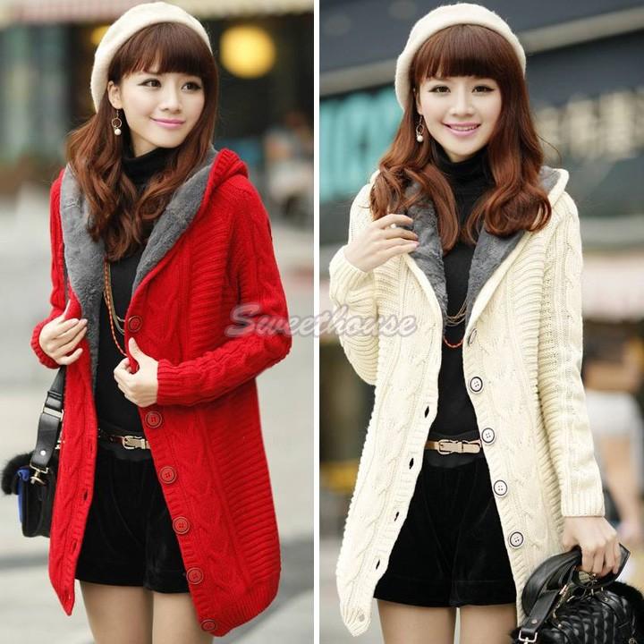 2014 Autumn Winter Cardigan New Korean Ladies Fashion Long Sweater Knit Coat Loose Cardigan #12 CB030489Одежда и ак�е��уары<br><br><br>Aliexpress