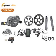 Bafang BBS02 48V 750W Ebike Electric bicycle Motor 8fun mid drive electric bike conversion kit(China (Mainland))