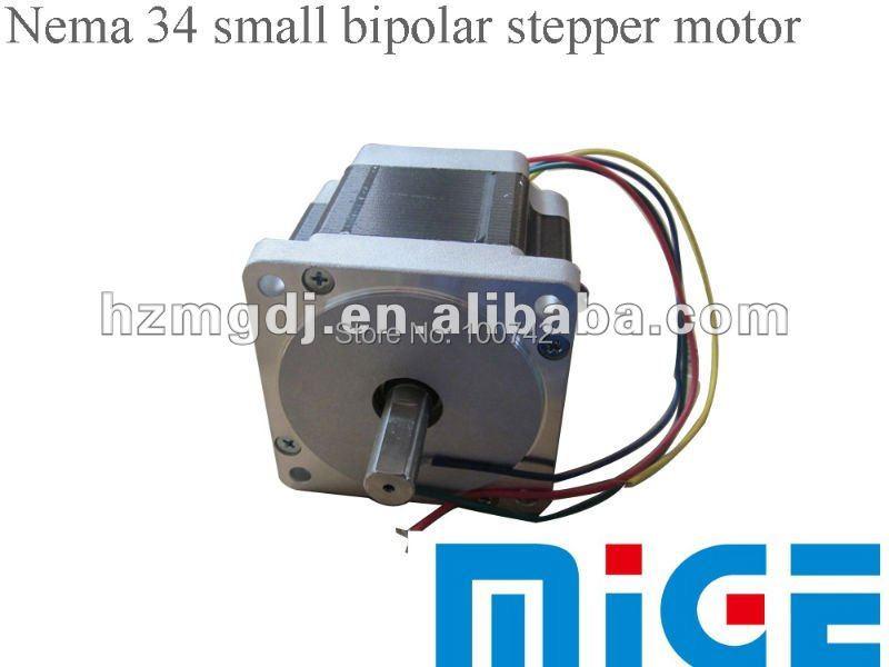 Nema 34 Small Bipolar Stepper Motor In Stepper Motor From