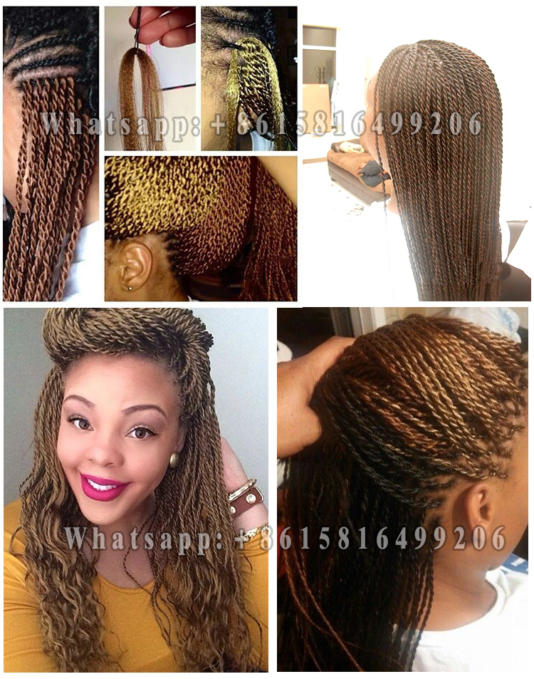 Crochet Hairstyles For Thin Hair : -crochet-Twist-Braid-Hair-Extension-16-100g-pc-Curly-Braid-Twist-Hair ...