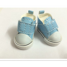 5 CM BJD Doll Shoes 1/6 Scale Accessories for Dolls,PU Material Casual Sneakers Shoes Toy Boots Wholesale 400 Pair/Lot (China (Mainland))