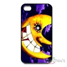Japanese Manga Soul Eater back skins mobile cellphone cases for iphone 4/4s 5/5s 5c SE 6/6s plus ipod touch 4/5/6