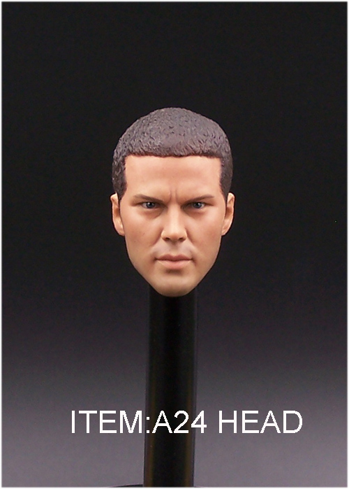 """1/6 Scale Head Carving Battleship A-24 Head Sculpt Male Headplay Fit for 12"""" PH Action Figure Dolls Toys(China (Mainland))"""