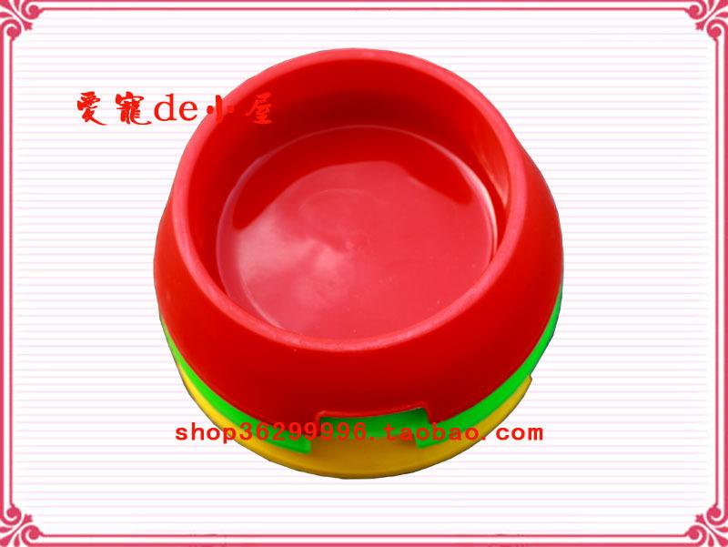 Pet supplies - saidsgroupsdirector bowl - - Small dog bowl cat bowl multi-colored photohydrophlicity(China (Mainland))