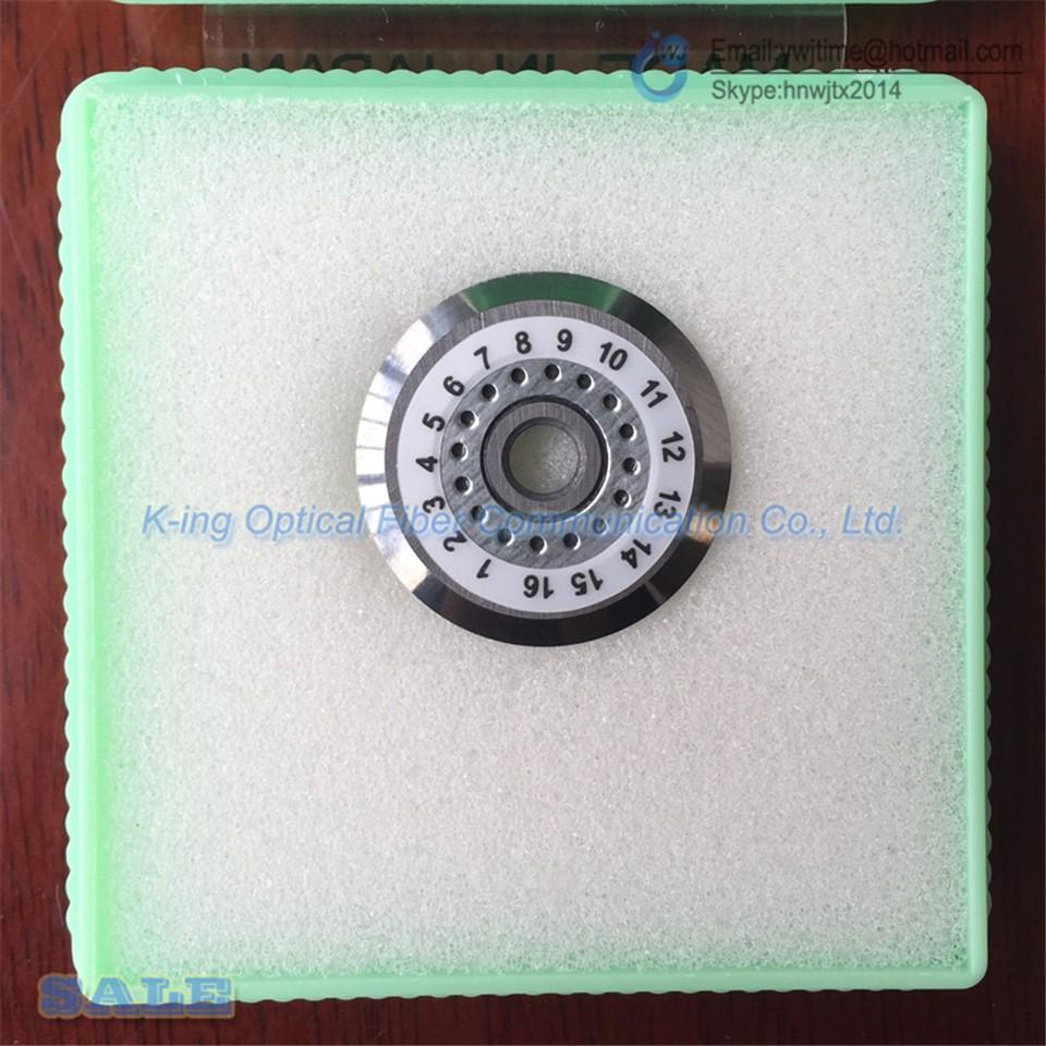 Buy New Suit Fujikura CT-20 / CT-30 Optical Fiber Cutter Cleaver Blade Cut Cutting Splicer Machine Wheel Knife FTTH Tools cheap