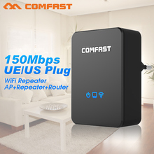 Wireless N WiFi Repeater COMFAST AP+repeater+router three-in-one CF-WR150N 150Mbps 802.11n/g/b  Wi fi Roteador extend wifi(China (Mainland))