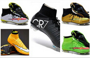 2015 CR7 Superfly Futsal Chaussures Foot Mens Football Boots Voetbalschoenen Football Cleats Soccer Shoes(China (Mainland))