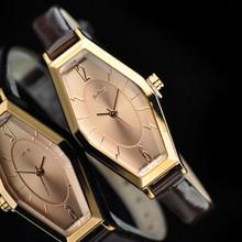 Para mujer reloj de pulsera de cuarzo horas mejor vestido de moda de corea pulsera marca charol reloj JA574