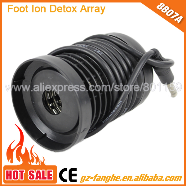 2015 excellent foot detox array, effective ion foot detox machine(China (Mainland))
