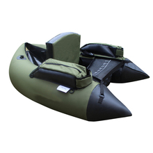 Professional Inflatable Fishing Catamaran PVC Rubber Boat for Fishing Kayak 1 Person Inflatable Fishing Chair Single Rowing Boat(China (Mainland))