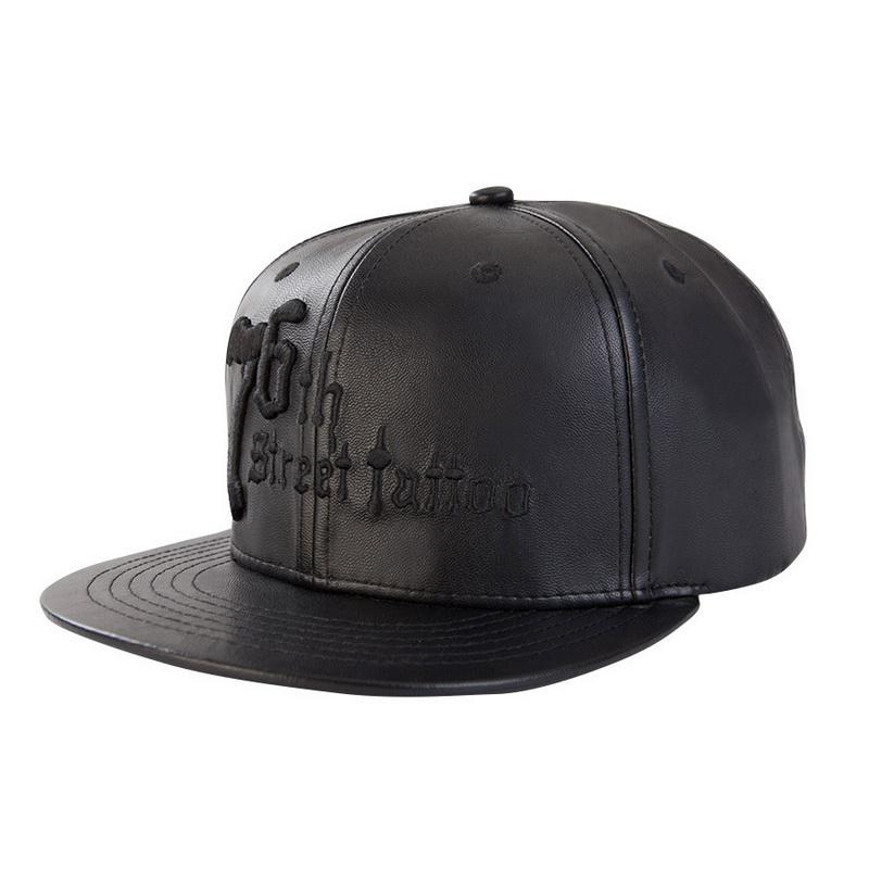 Brands High-end PU leather Boutique Crafts classic Men Women Sports Hat Hats Baseball Cap Hip Hop Snapback Caps yqt-016(China (Mainland))