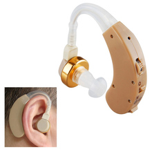 1 x Tone Hearing Aids Aid Behind The Ear Sound Amplifier Sound Adjustable Kit LY230 (China (Mainland))