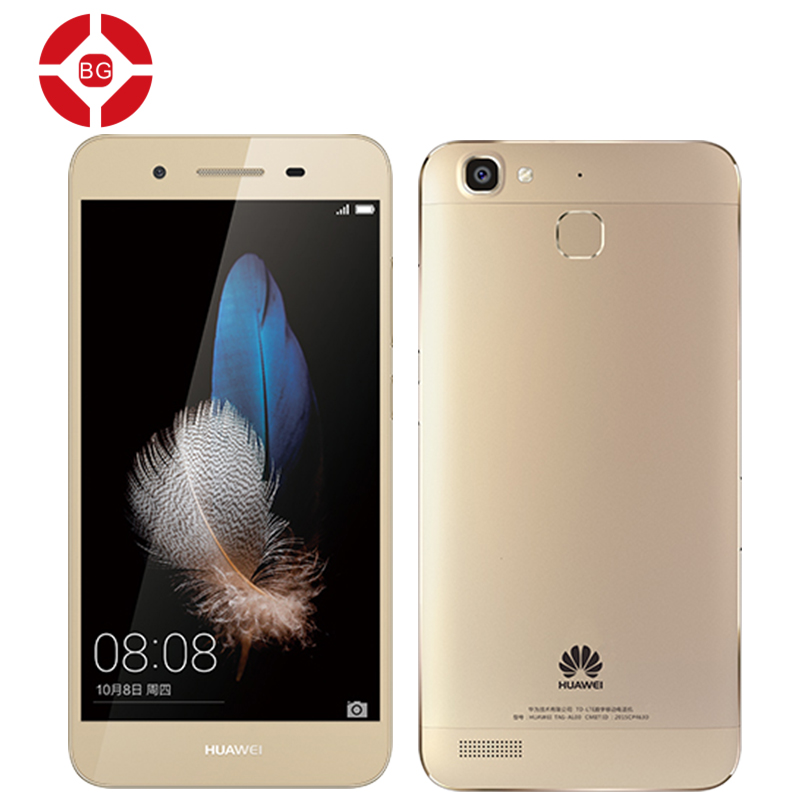 Original Huawei 5S TAG-AL00 Mobile Phone 2GB RAM 16GB ROM 5 inch Android 5.1 Octa Core MTK6753 1.5GHz 4G Support Dual SIM 13.0MP(China (Mainland))
