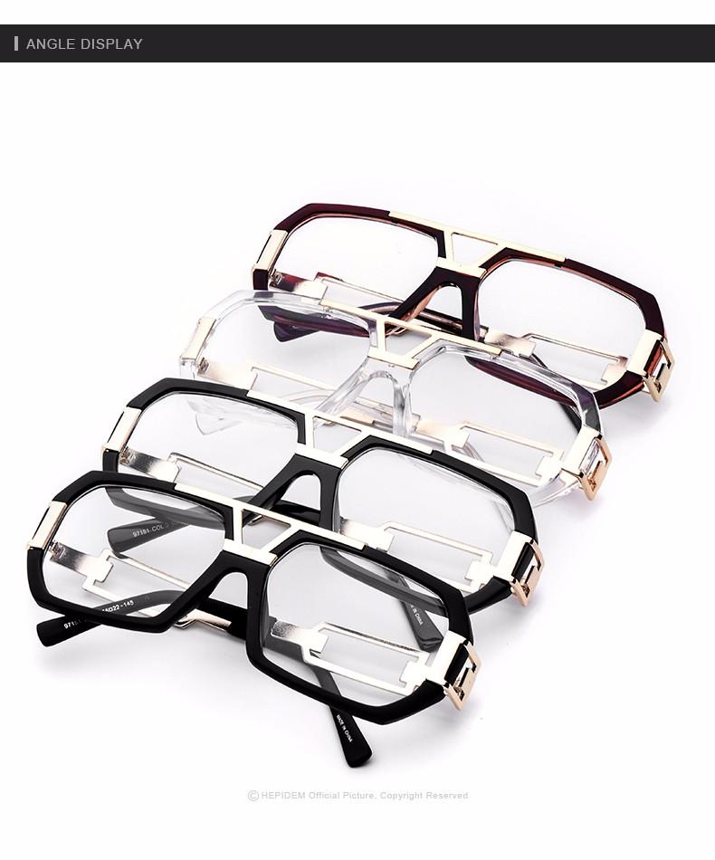 Eyeglass-Frames-Retro-Men-Women-Fashion-Plain-Eyeglass-Spectacle-Square-Frame-Hollow-Temples-Glasses-Frame---HEPIDEM-HP97151_07