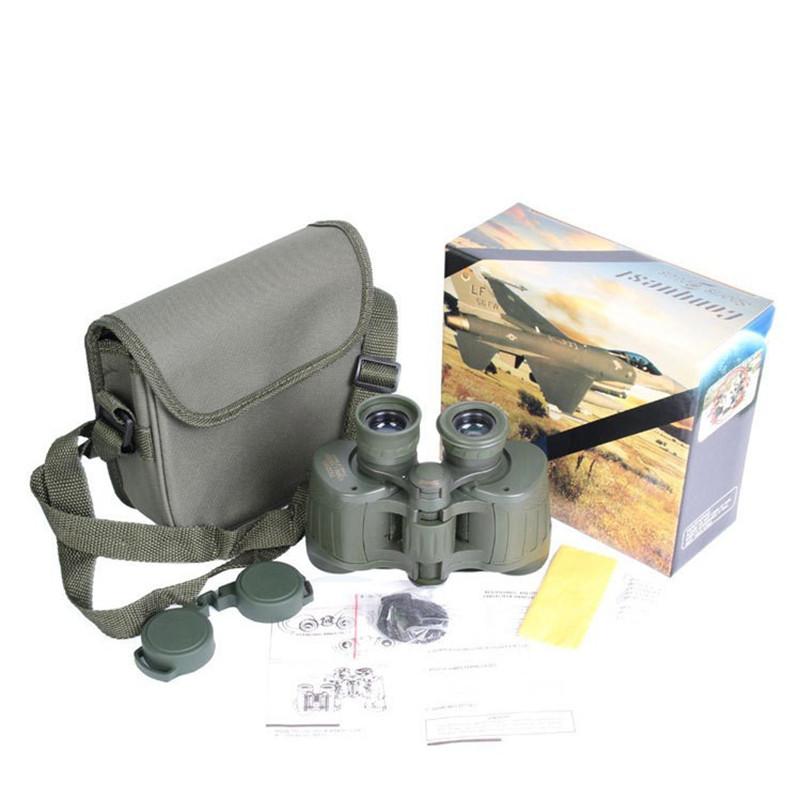 High Quality Miltary Binoculars 7x32 Telescope Bak4 7x Zoom High Clarity HD Telescope for Outdoor Travel Match Hunting(China (Mainland))
