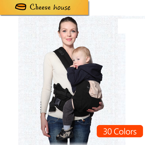 Hot Sale Orginal America Baby Carrier High quality Mother Kid Sling activity&gear Infant Braces Backpack Wrap Strap suspenders(China (Mainland))