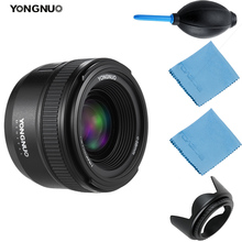 Buy YongNuo EF 35mm lens YN-35mm YN35mm F2 lens Wide-angle Large Aperture Fixed Auto Focus Lens Canon EOS DSLR Cameras for $94.99 in AliExpress store
