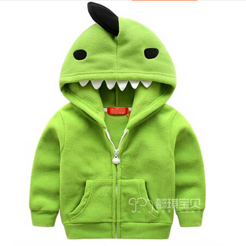 2015 Cartoon Baby Hoodies Kids Sweatshirts Jacket Girls boys outerwear spring autumn childrens clothing for 2-7 ages(China (Mainland))