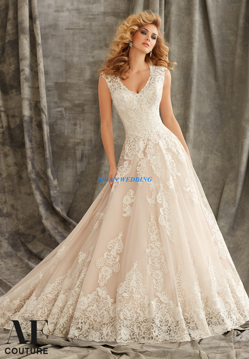 Greek style wedding dresses a line vestidos de novia lace for Greece style wedding dresses