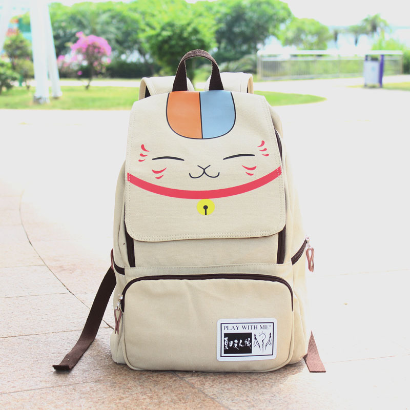 free shipping, 2015 most popular totoro backpack, Cool gentleman fashion student backpack(China (Mainland))