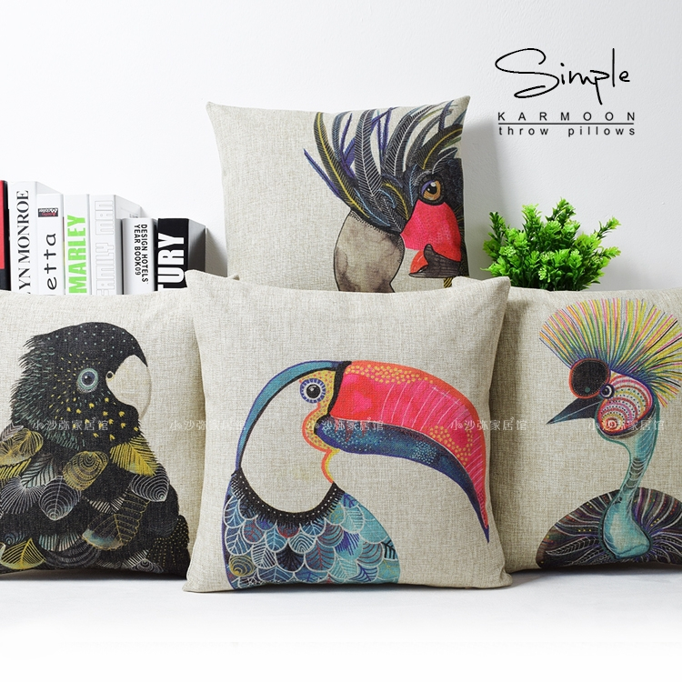 Innovative products cushions home decor american country for In home decor products